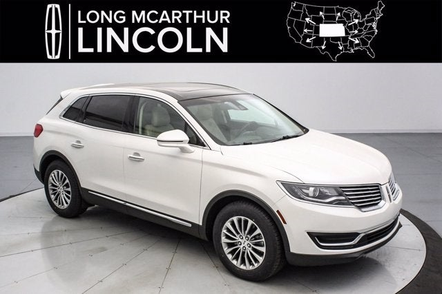2016 Lincoln MKX Select in Salina, KS | Wichita Lincoln MKX | Long ...